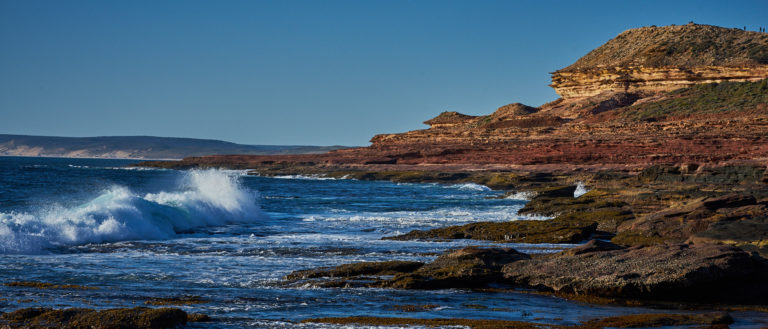 Red Bluff - Indian Ocean - 7754