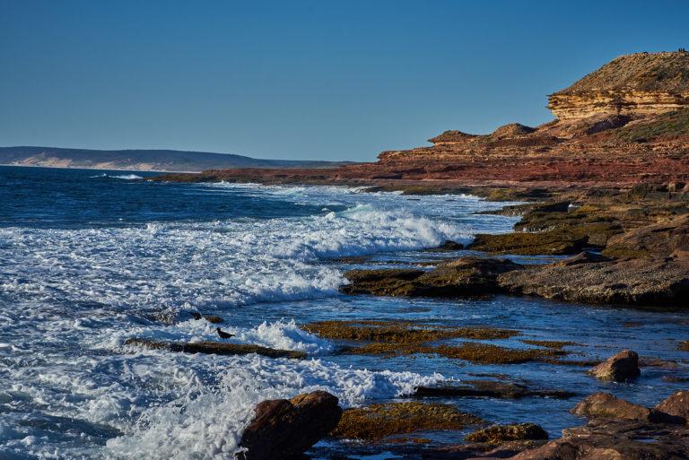 Red Bluff - Indian Ocean - 7758