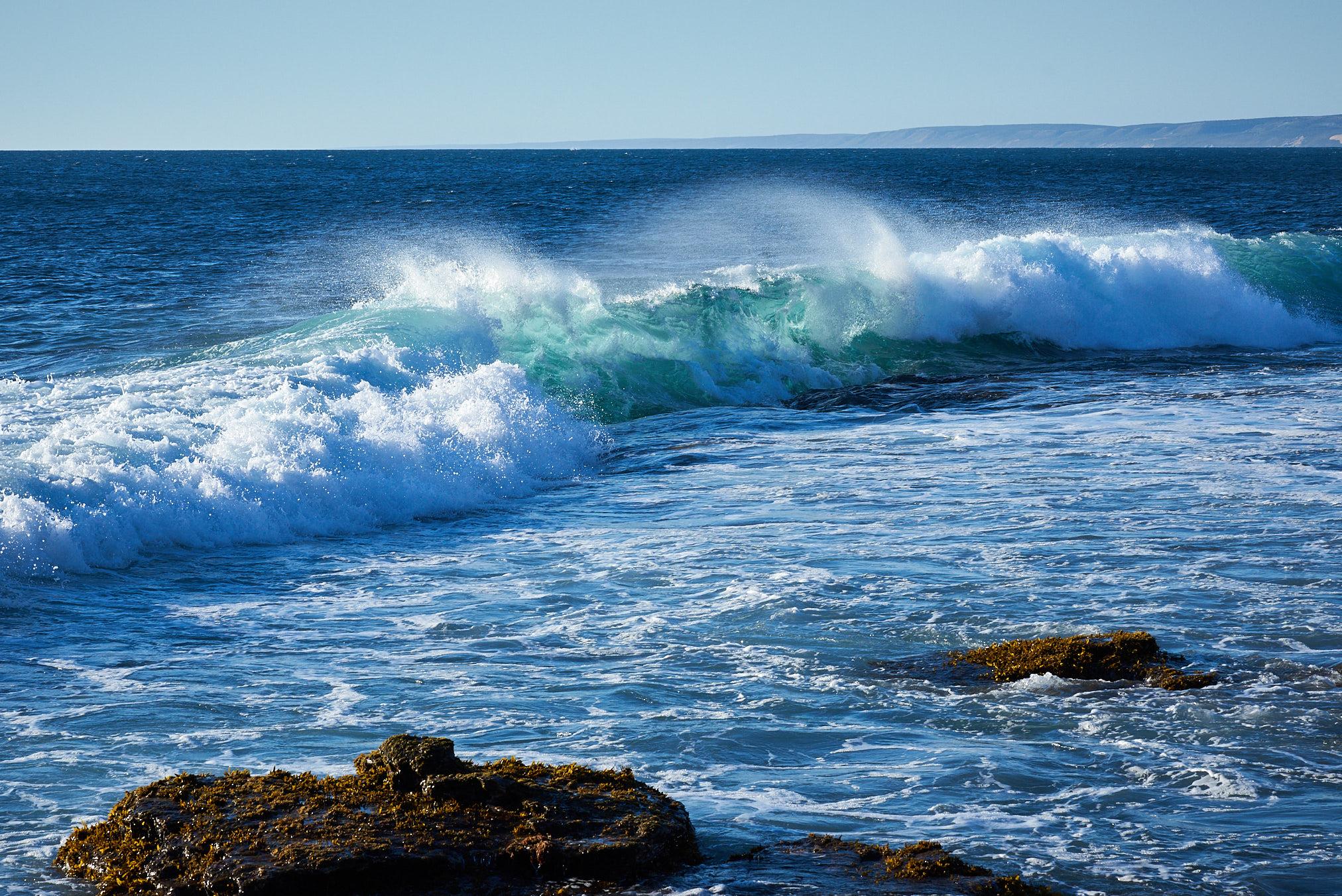 Indian Ocean - 7765