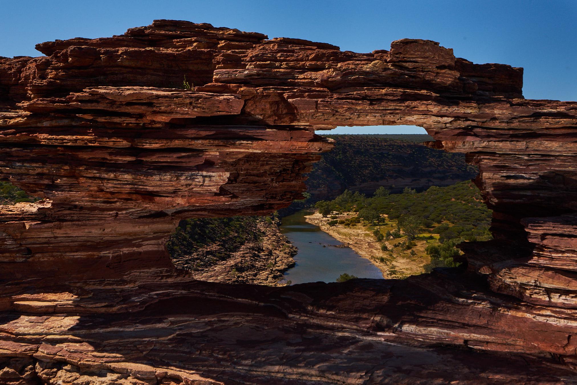 Natures Window - 7784