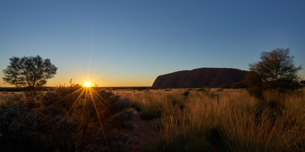 Uluru Sunrise - 0950